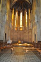 Ancien séminaire - Intérieur de la chapelle