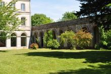 Ancien séminaire - Jardin
