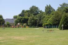 Parc Kleber Lissot au printemps