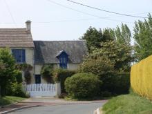 Rue de Chédeville