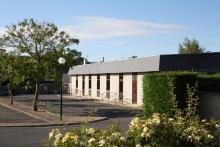 Salle polyvalente - Côté parking
