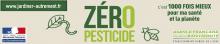 Campagne ZERO Pesticide